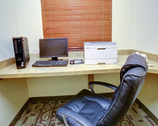 Comfort Suites: TXBsn Cntr