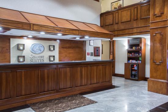 Comfort Suites : Lobby 3