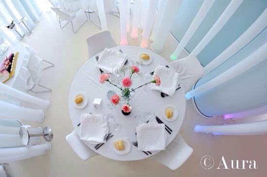 Unoom Restaurante: Aura