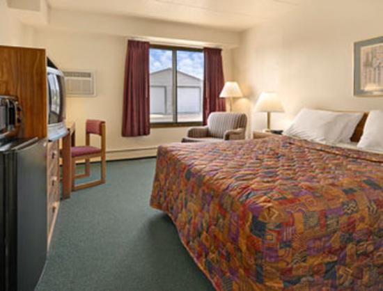 Days Inn Sioux Falls: Standard Queen Bed Room