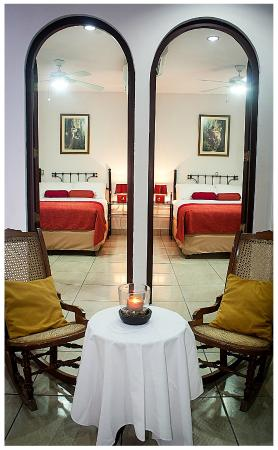 Hotel Executive Managua : Habitacion Suite