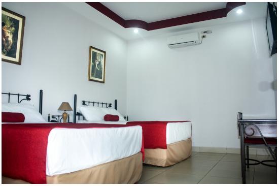 Hotel Executive Managua : Habitacion Doble