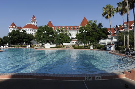 Disney's Grand Floridian Resort & Spa: Grand Floridian