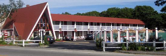 Cape Shore Inn: Motel Full
