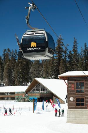 Mammoth Mountain Inn: MMI Gondola
