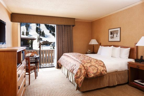Mammoth Mountain Inn: MMI Guest Room