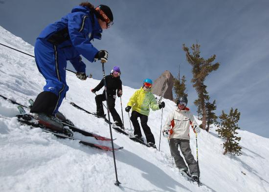 Mammoth Mountain Inn: Mammoth Ski School