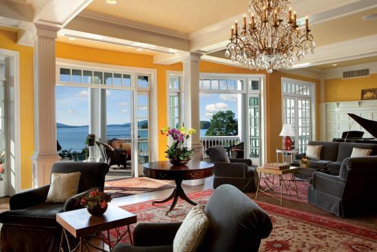 The Sagamore Resort : Interior
