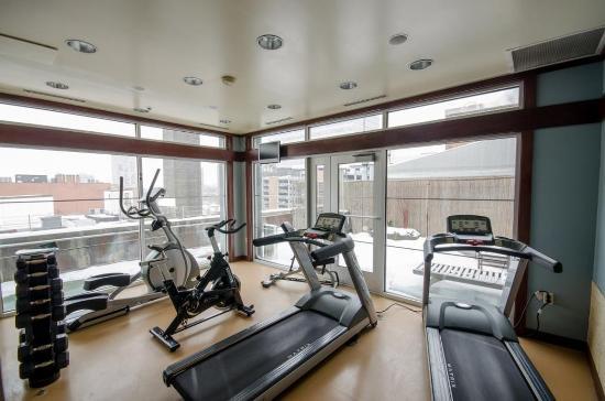 Hotel Metro: Fitness Center