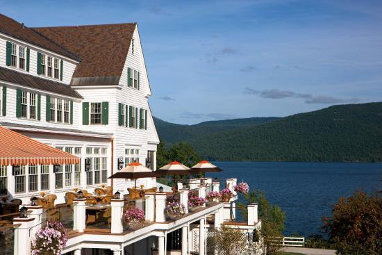 The Sagamore Resort: Caldwell's