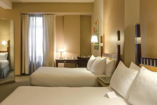 Hotel Metro: Deluxe Suite 2 Doubles