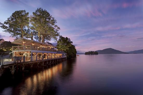 The Sagamore Resort: The Pavilion
