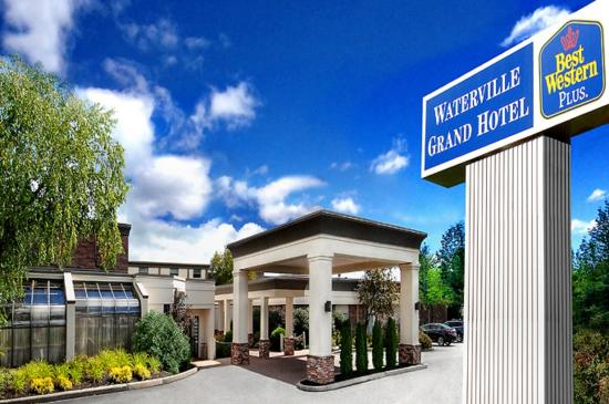 Best Western Plus Waterville Grand Hotel: Exterior