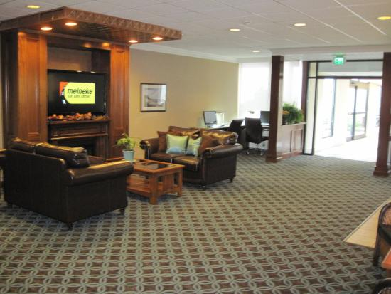 Best Western Plus Waterville Grand Hotel: Lobby