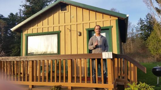 Deer Harbor Inn: Cottage 1