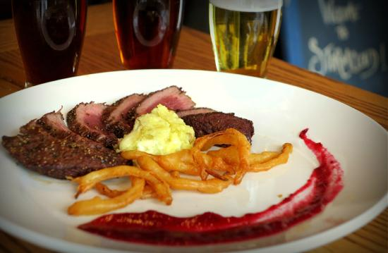 Stormcloud Brewing Company: Saturday Small Plate Special