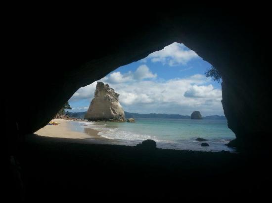 Whitianga i-SITE Visitor Information Centre: Cathedral Cove