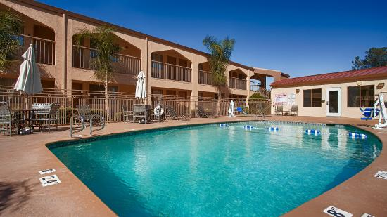 Best Western Yuba City Inn: Outdoor Pool