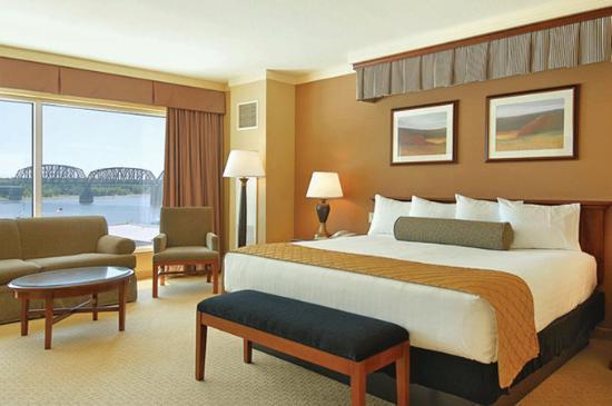 Harrah's Metropolis Casino: Guest room