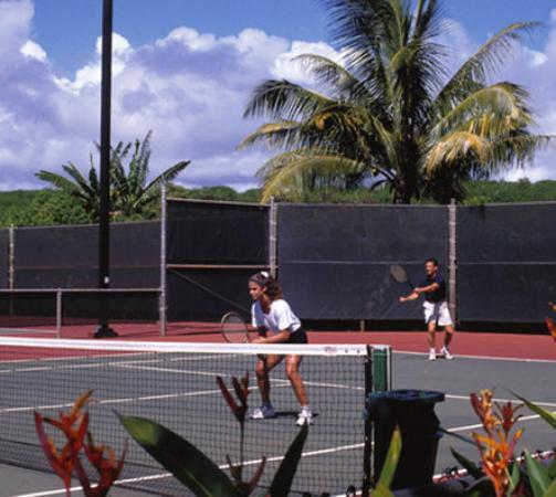 Poipu Kapili: Tennis