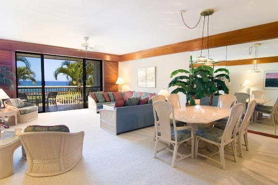 Poipu Kapili : Deluxe Oceanview Bedroom Condo