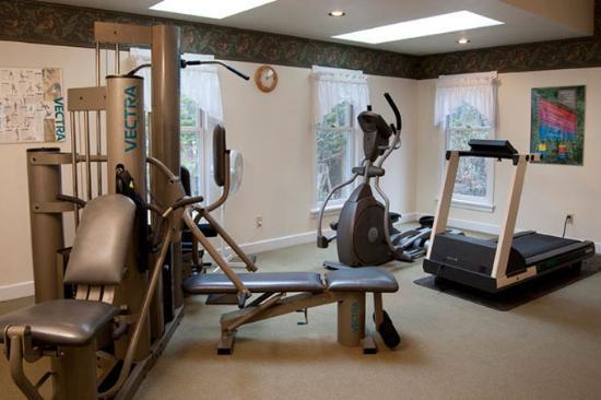إيجل هاربور إن: Fitness Center