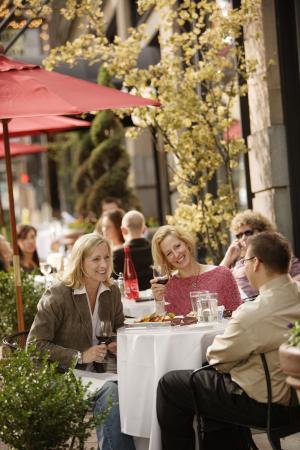 The Heathman Hotel: Heathman Restaurant Outdoor Shot