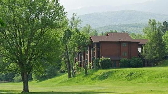 Bent Creek Golf Village: BCGResort From Golf Course