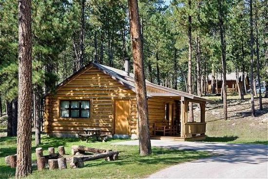 Blue bell lodge updated 2018 reviews custer sd for Cabins near custer sd