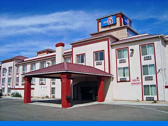 Motel 6 Hesperia: Exterior