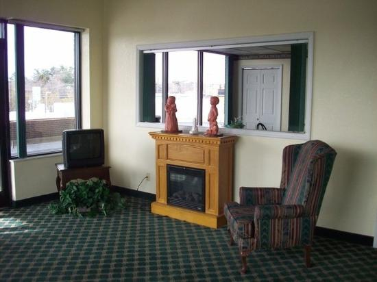Country Hearth Inn Thomasville: Lobby