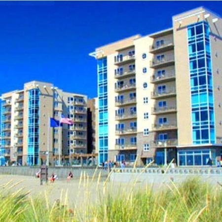 WorldMark by Wyndham Seaside: Exterior