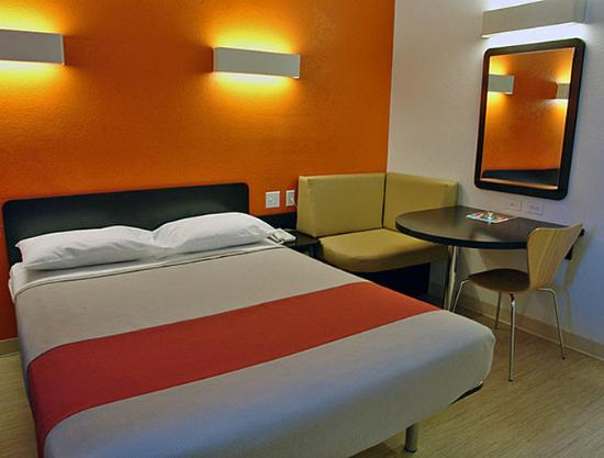 Motel 6 Sunnyvale South : MSingle