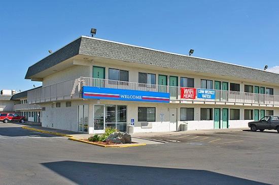 Motel 6 Twin Falls: Exterior