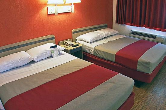 Motel 6 Odessa: MDouble