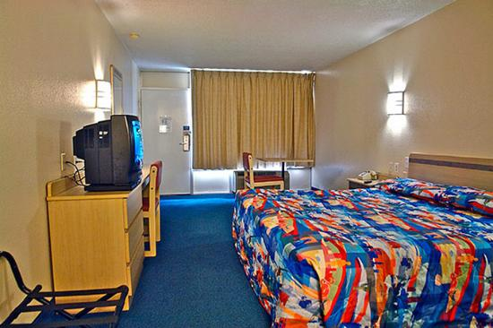 Motel 6 Paducah : MSingle