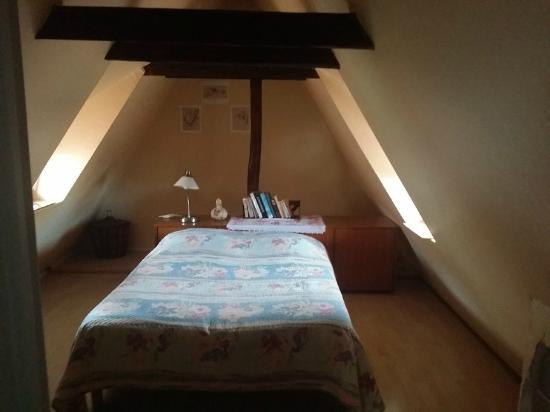 Maison Martin JUND - Chez Cécile et Myriam : Other loft sleeping area
