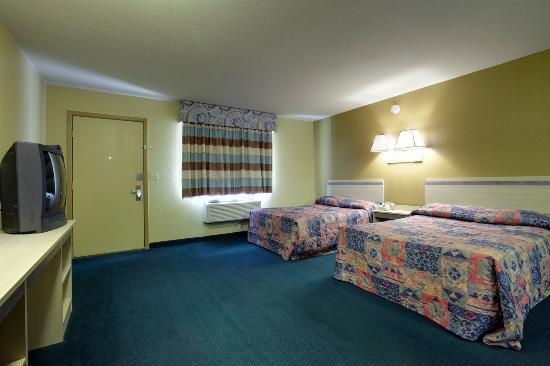 Americas Best Value Inn Enid: 2Doubles Guest Rooms