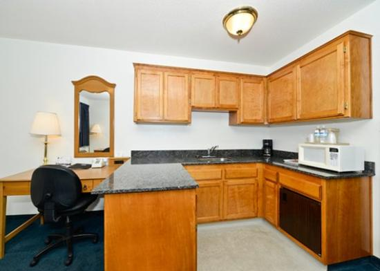 Roseburg, Oregón: Kitchen area