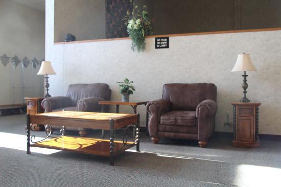 Mission, Dakota del Sud: lobby