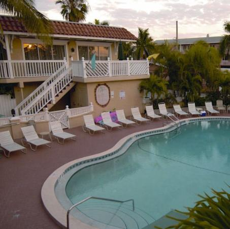 Tortuga Beach Resort: Pool