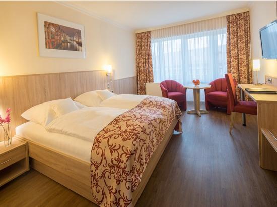 Apartment-Hotel Hamburg Mitte: Superior Double room
