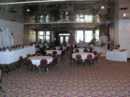 Diamondhead Inn & Suites : Ballroom