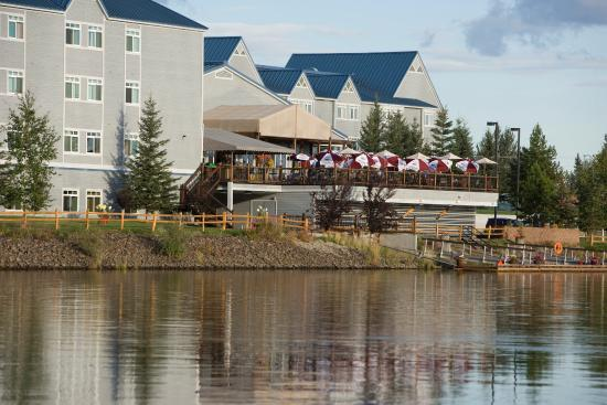 Fairbanks Princess Riverside Lodge: Exterior View