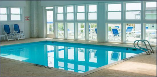 Holiday Inn Express Nags Head Oceanfront: Nags Head Inn Outer Banks Hotel Amenities Pool