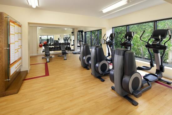 Sheraton Universal Hotel : Fitness Center