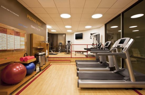 Sheraton Syracuse University Hotel & Conference Center: Fitness Center