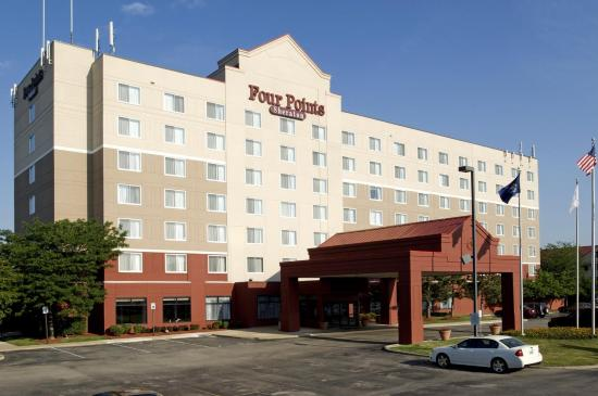 Four Points by Sheraton Detroit Metro Airport