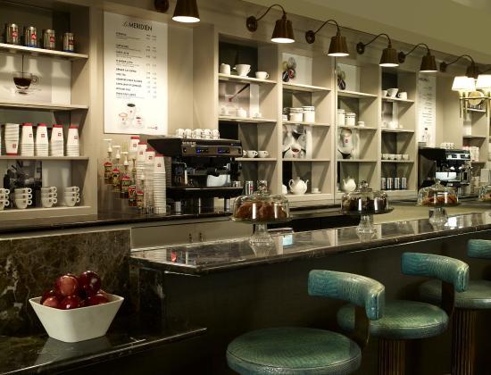 Le Meridien Delfina Santa Monica : Coffee Bar