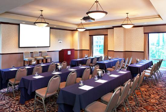 Four Points by Sheraton Knoxville Cumberland House: Meeting Facilities - Classroom